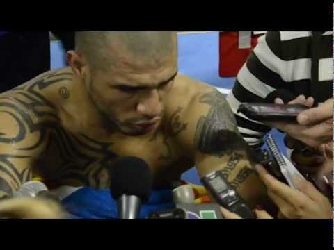 The Pride of Puerto Rico, Miguel Cotto Three-division world champion