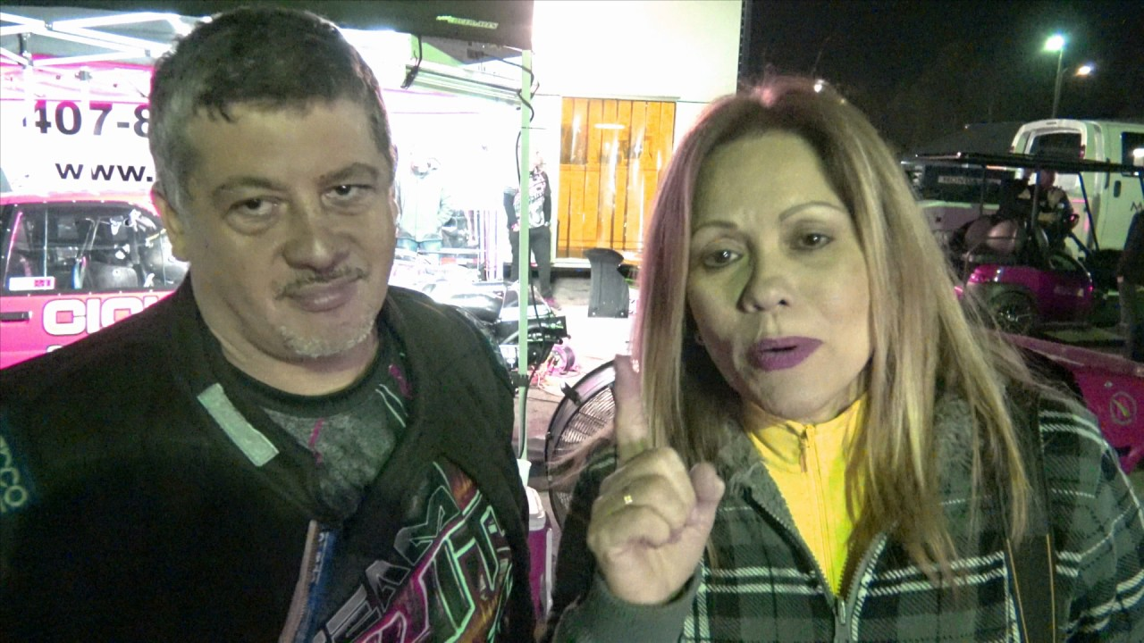 Interview con Jorge Oso Juarbe @ OSW the Humilde hits 5.97 @ 240 mph