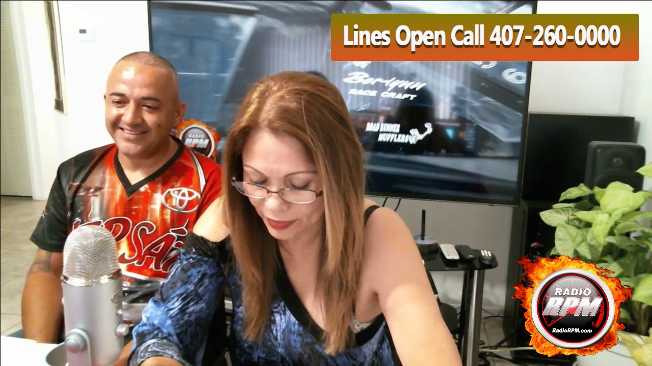 RadioRPM Live show for 10-29-16 with Damon Chin, Amoris Martinez, Moises Carasquillo